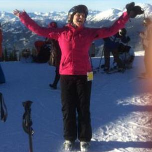 K skiing